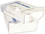 High Density Natural 6 Micron Can Liner - 24 in. x 24 in.