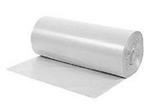 Clear Coreless 55 Gallon Can Liner - 38 in. x 58 in.