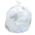 Heritage Bag Can Liner 17 Mic Natural - 60 Gal.
