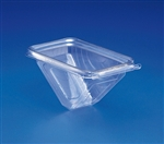 Sandwich Wedge Combo Pet Clear – 7.31 in. x 4.13 in. x 3.63 in.