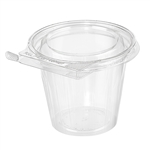 Safe T Gard Fruit Cup Plastic Clear - 12 Oz.