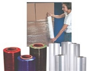 7.6 Mic High Performance Hand-applied Stretch Wrap - 450 m x 368 mm