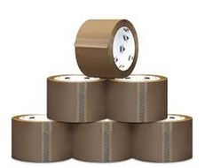 Tape Tan - 2 in. x 110 yd.