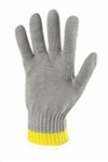 Value Series Large Grey Heavy Weight Cut Resistant Knit Glove