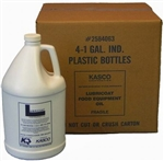 Heg Lubricoat Food Equipment Oil Clean and Lube - 1 Gal.