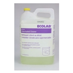 Retail Chlorinated Cleaner - 2.5 Gallon