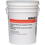Garbage and Waste Odor Counteractant Liquid - 5 Gal.