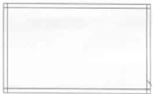 Clear Face Packing Slip Envelope - 5.5 in. x 10 in.