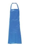 Blue Vinyl Apron - 31 in. x 39 in.