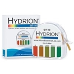 Low Range 0-400 PPM PH Paper Roll Test Kit - 15 ft.