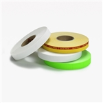 White and Green Produce Label - 19 mm x 10 mm