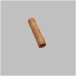Penny Coin Wrapper Crimped End