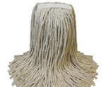 #32 Mophead 4-Ply Cotton Cutend With Headband Natural