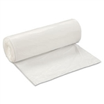 Clear Lowes Can Liner - 38 in.x 64 in.