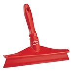 Ultra Hygiene Red Bench Squeegee - 11 in.