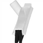 Classic Squeegee Polypropylene White and Black Blade - 20 in.