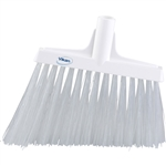 Vikan Extra Stiff White Angle Broom - 12 in.