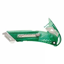 Right Hand Safety Cutter Green
