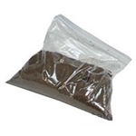 HDPE Plain Slide Lock Deli Bag - 11 in. x 8 in.