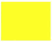 Yellow Blank Ultra Glo Fluorescent - 5.5 in. x 7 in.