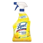 Lysol RTU All Purpose Cleaner Lemon Breeze - 32 Oz.
