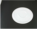 White Foam Cake Circles - 9 in.