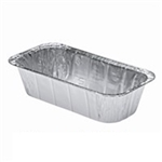 1/3-Size Steamtable Pan Deep Aluminum Foil
