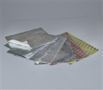 Plain Laminated Foil Sheet - 14 in. x 10.5 in.