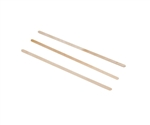 White Birch Wood Coffee Stirrers - 7.5 in.