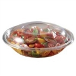Sams Round Bowl Combo Clear - 64 Oz.