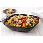 Square Bowl Black - 160 Oz.
