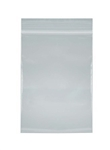 Single Zipper Recloseable Bags Clear 2 Mil - 6 in. x 10 in.