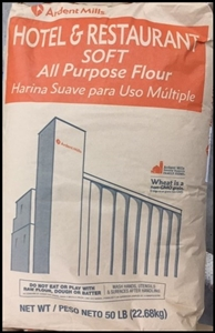Hotel and Restaurant All Purpose flour 50 LBS