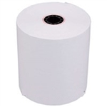 Receipt Bonded Paper White - 3 in. x 165 Ft.