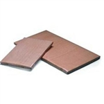Teflon Cover For Wrapping Machine Hot Plate - 6 in. x 15 in.