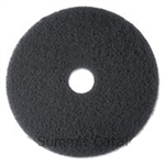 7300 High Productivity Stripping Pad Black - 14 in.