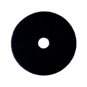 High Productivity Stripping Pad 7300 Black - 20 in.