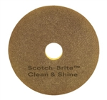 Scotch-Brite Clean and Shine Pad Polyester  - 17 in.