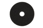 High Productivity Stripping Pad 7300 Black - 17 in.