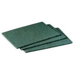 General Purpose Scotch Brite Scouring Pad - 6 in. x 9 in.