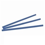 Giant Straw Plastic Blue - 10.25 in.
