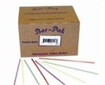 Giant Straw Translucent Paper Wrapped - 10.25 in.