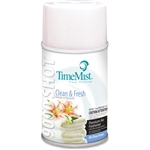 TimeMist Metered Dispenser Clean and Fresh Refill 90 Day