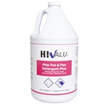 Hi-Valu Pink Pot and Pan Plus - 1 Gallon