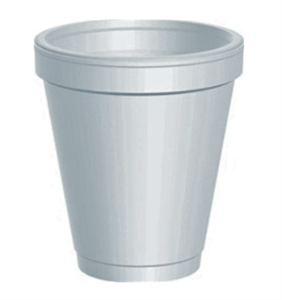 6oz Heavy Duty Foam Cups