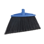 330 mm W Blue Tuf Ring Angle Broom