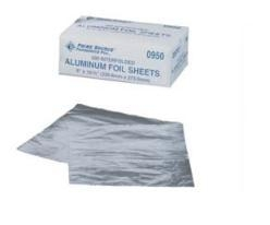 Aluminum Foil Pop Up Sheet - 9 in. x 10.75 in.