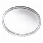 Clear Thermoformed Deli Cup Lid