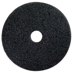 Black Stripping Pad - 17 in.