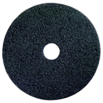 Black Stripping Pad - 20 in.